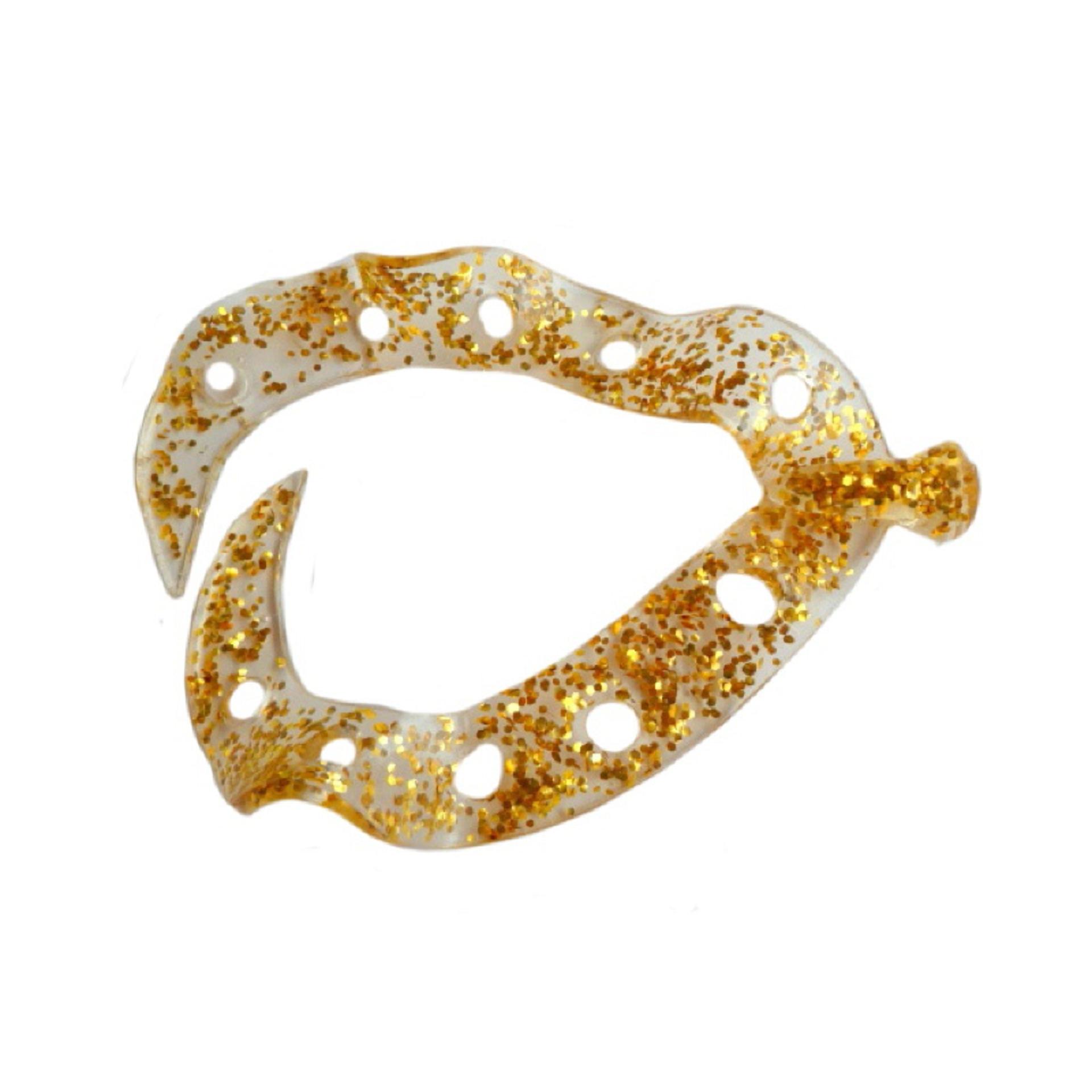 Tullibee Gold Glitter