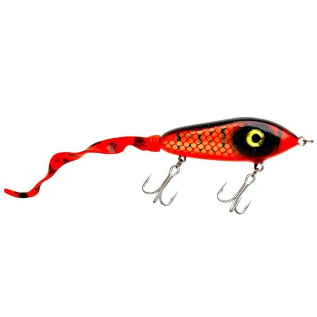 McMy Tail Red Tiger