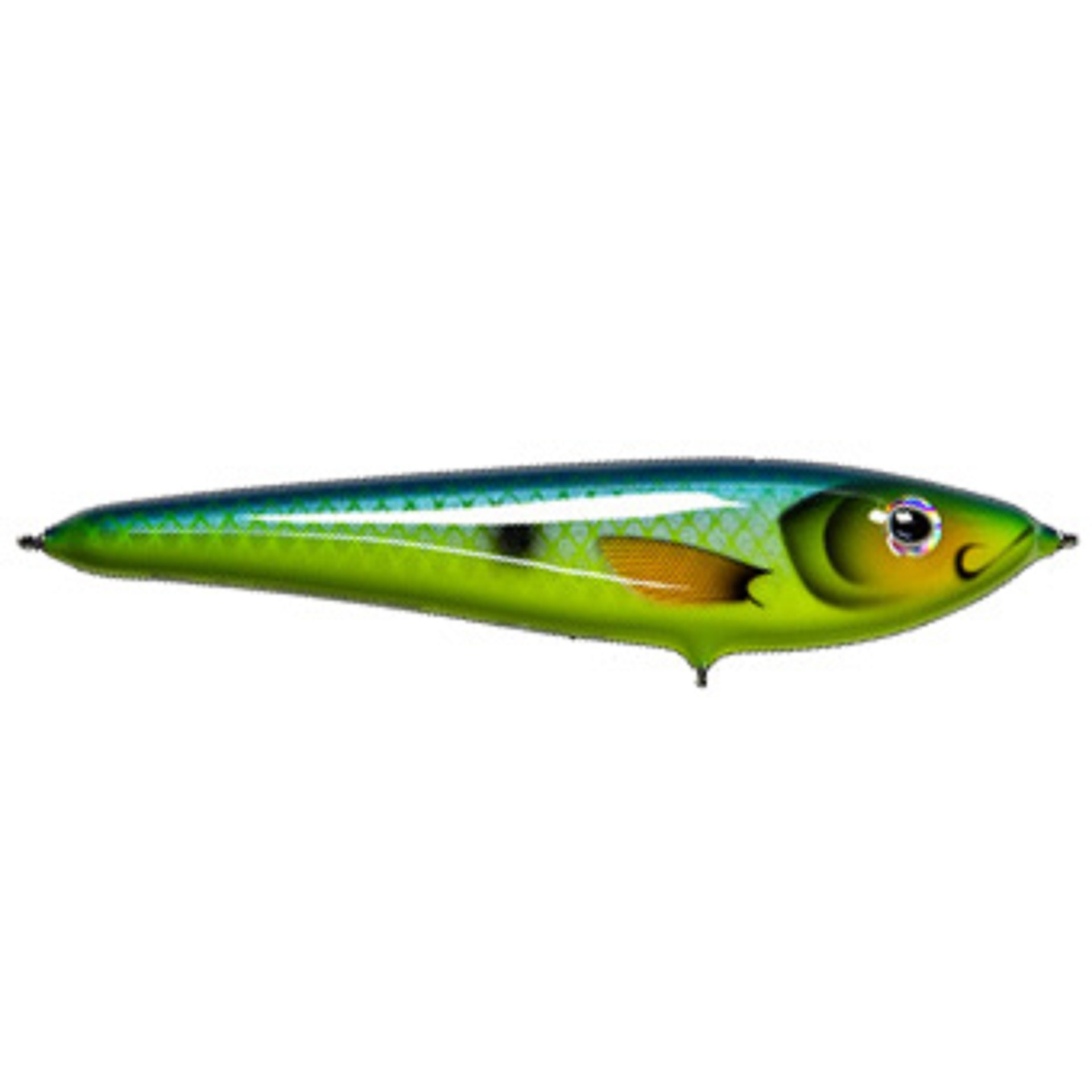 Blade Runner Junior SS HM-14 Blue Back Fish