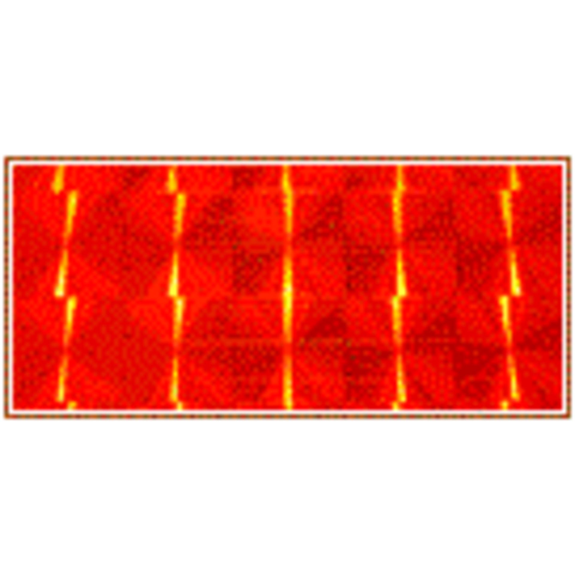 Голографическая пленка RTape Corporation Prizma Orange