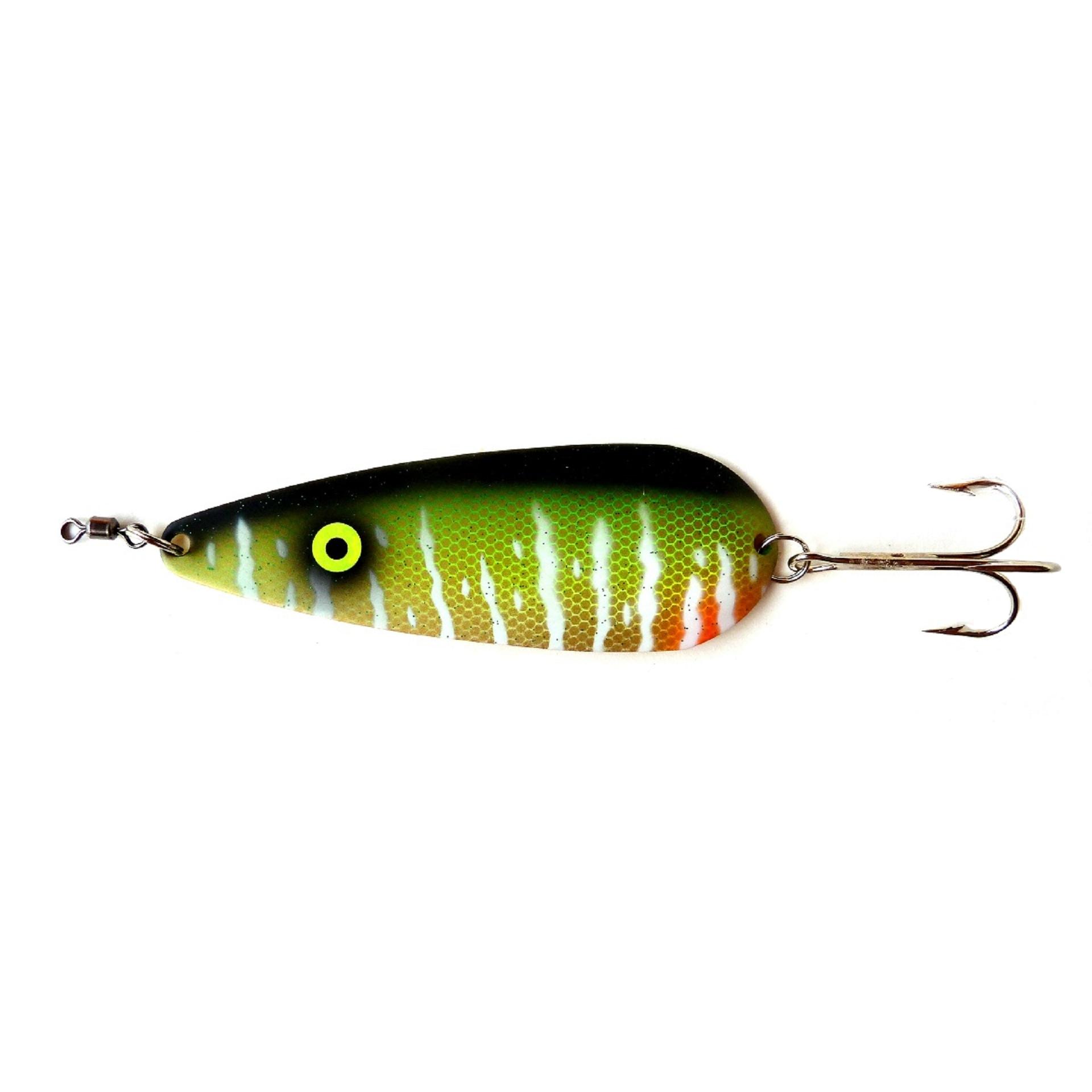 Pike Green Brass