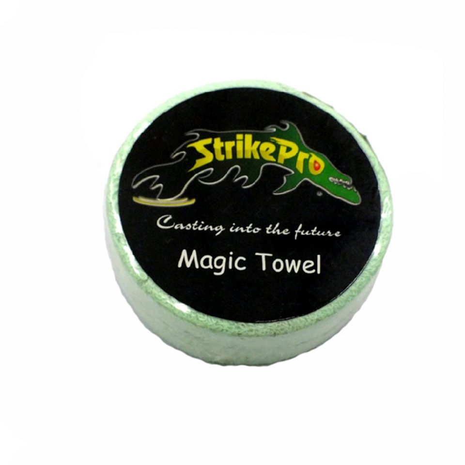 Magic Towel Strike Pro - Зеленое