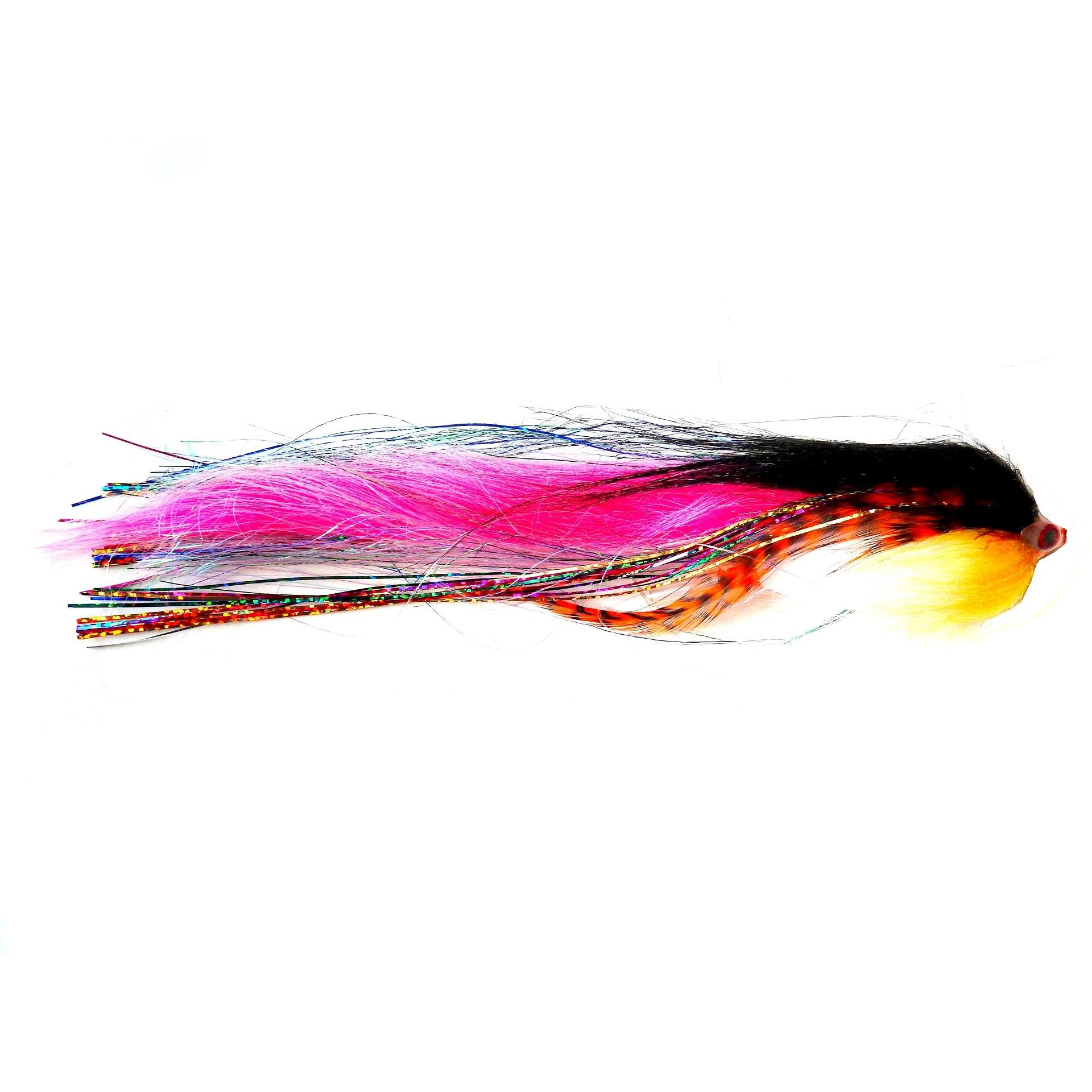 Pike Streamer XL Pink Fish