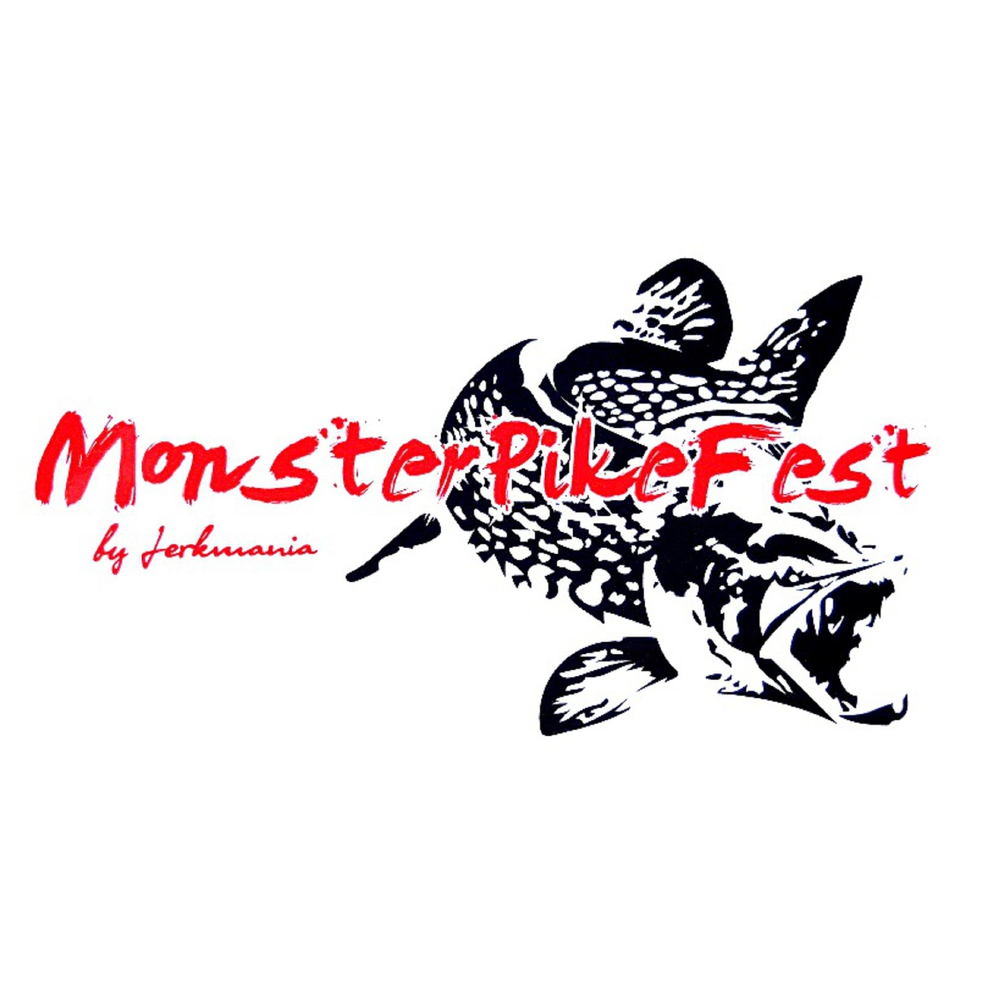 Стикер Monster Pike Fest 2016