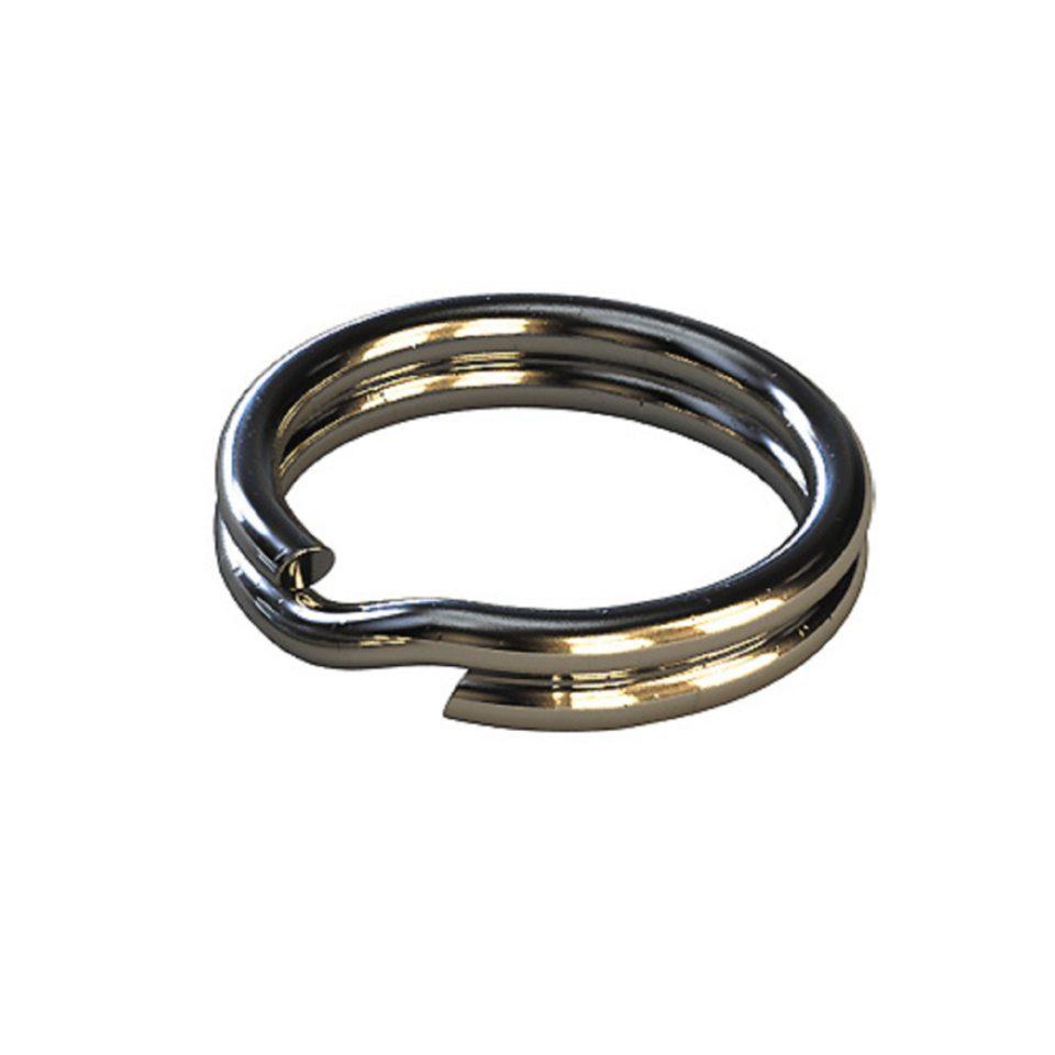 Кольцо заводное AFW Split Ring Steel
