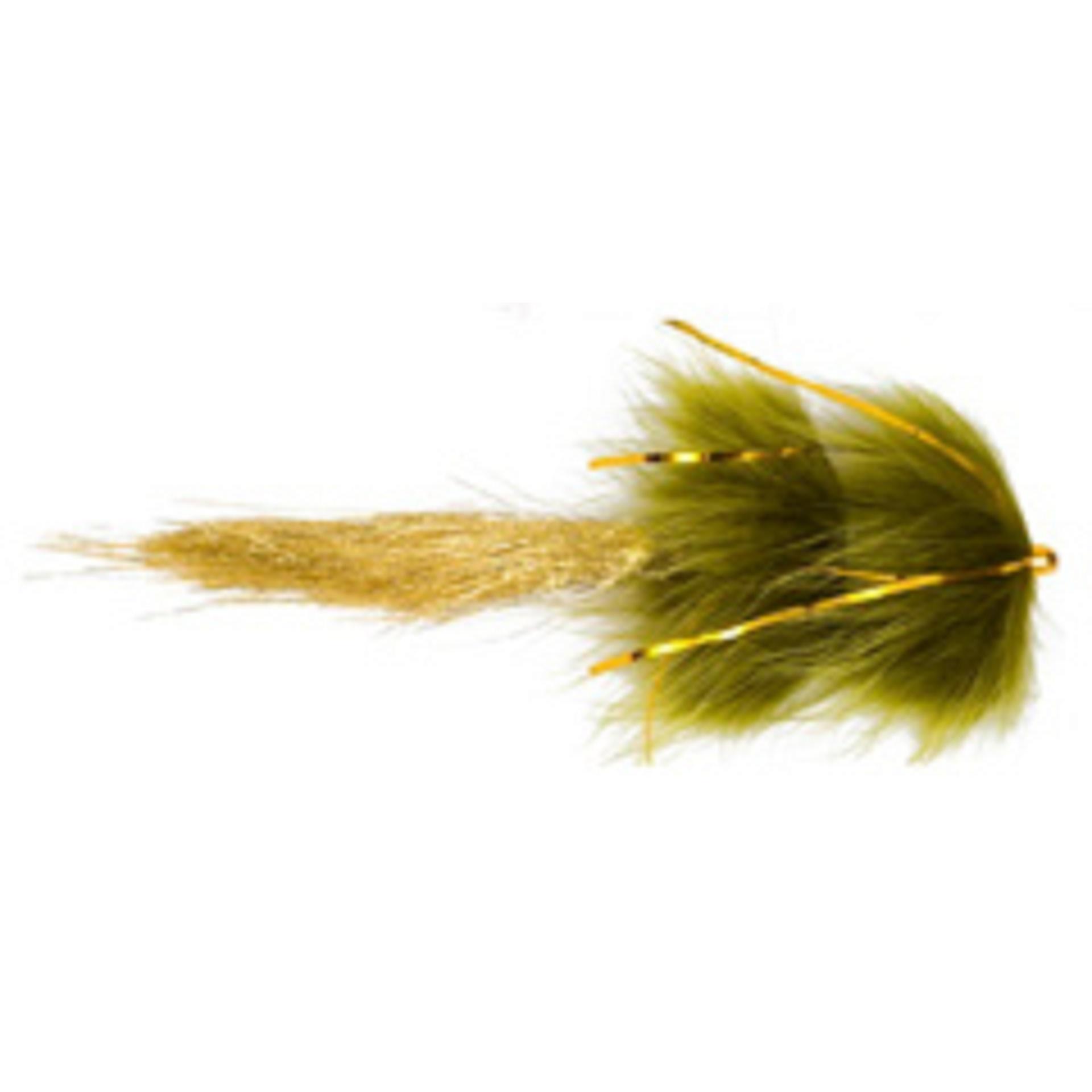 SpinTube Pike Olive Gold