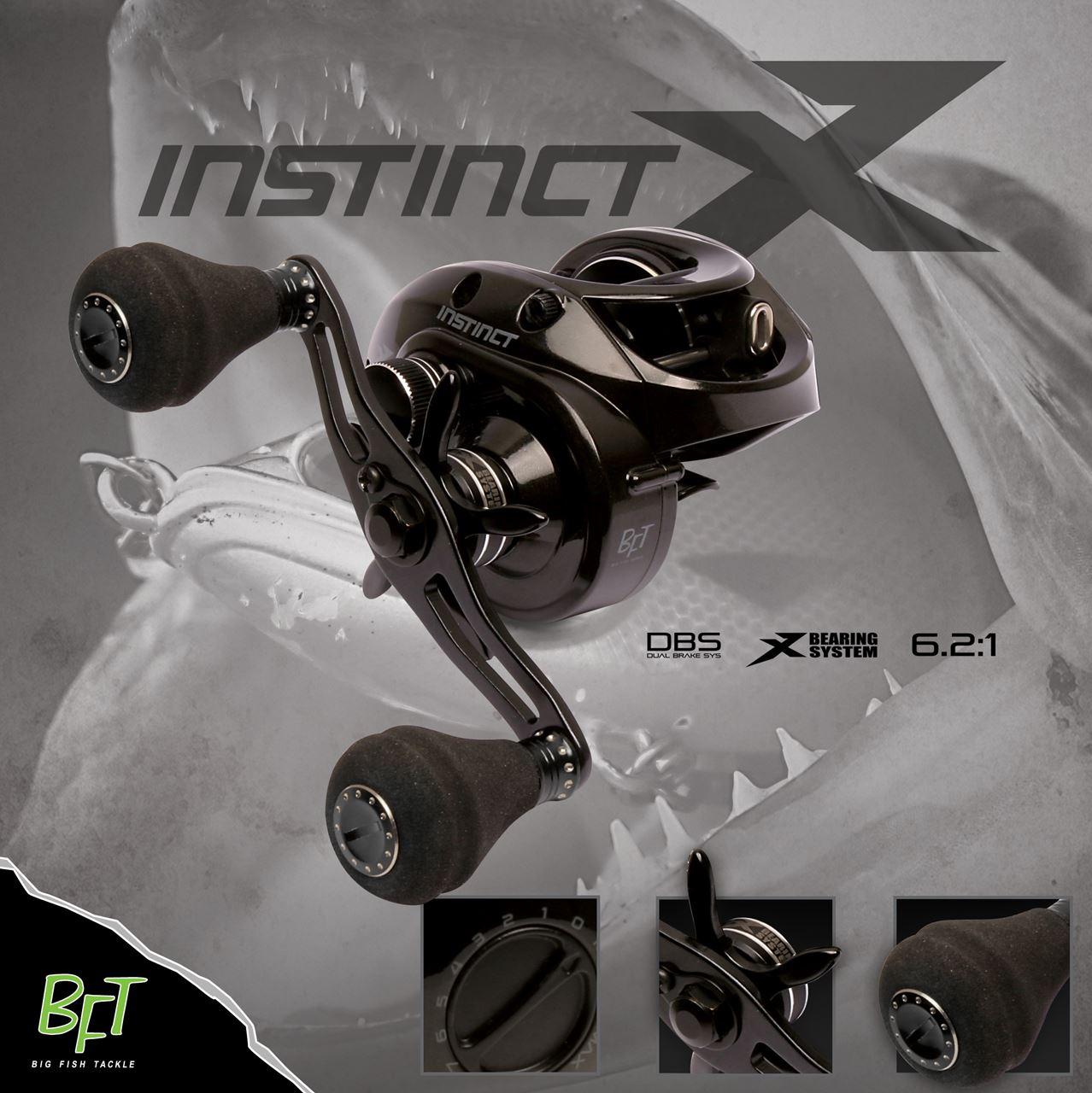 Катушка BFT Instinct X7