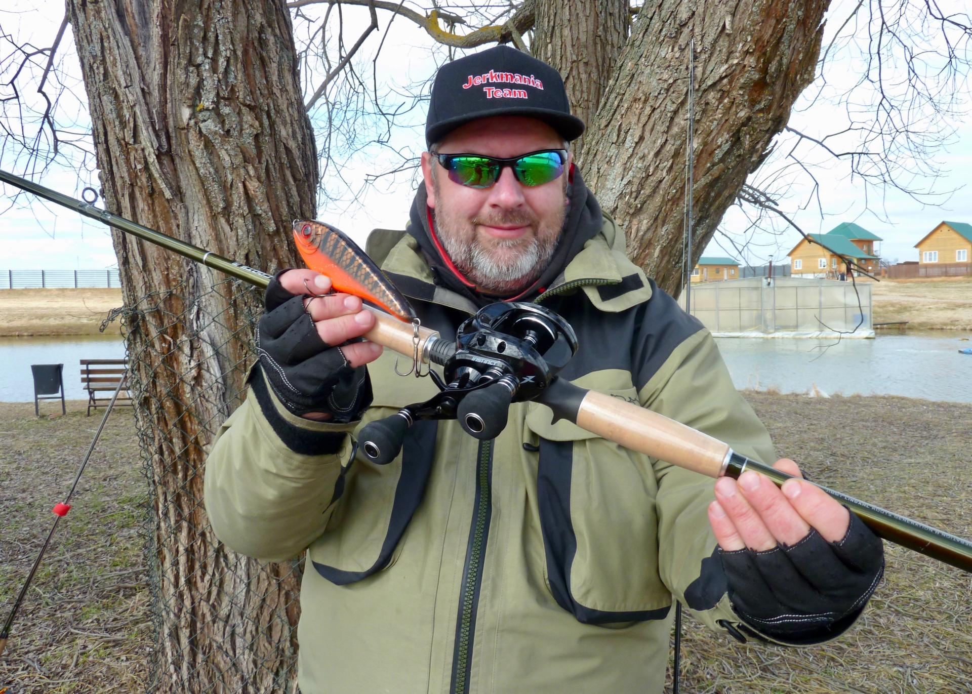 Купить спиннинг BFT Roots G2 в рыболовном магазине Джеркмания