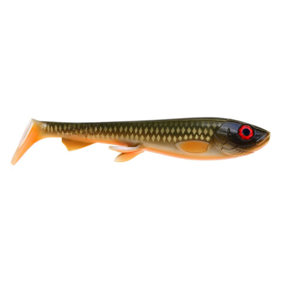 Wolfcreek Shad Golden Olive