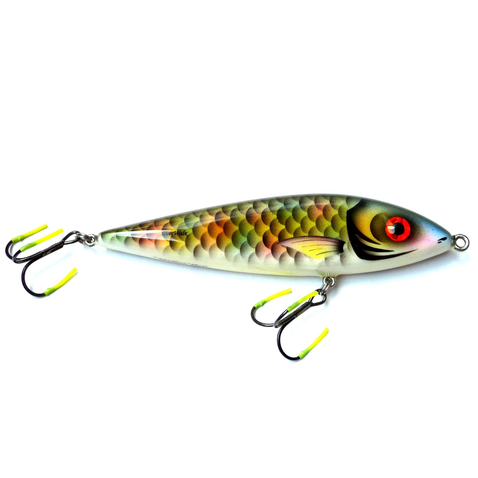 LureWalk Needle Exotic Rainbow Fish
