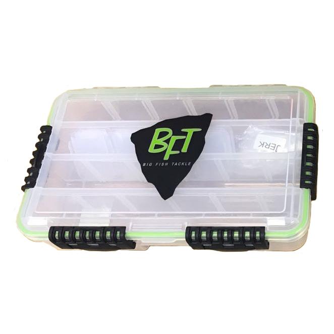 Купить коробку для джеркбейтов BFT Betesbox JerkBait в магазине рыболовных снастей Джеркмания