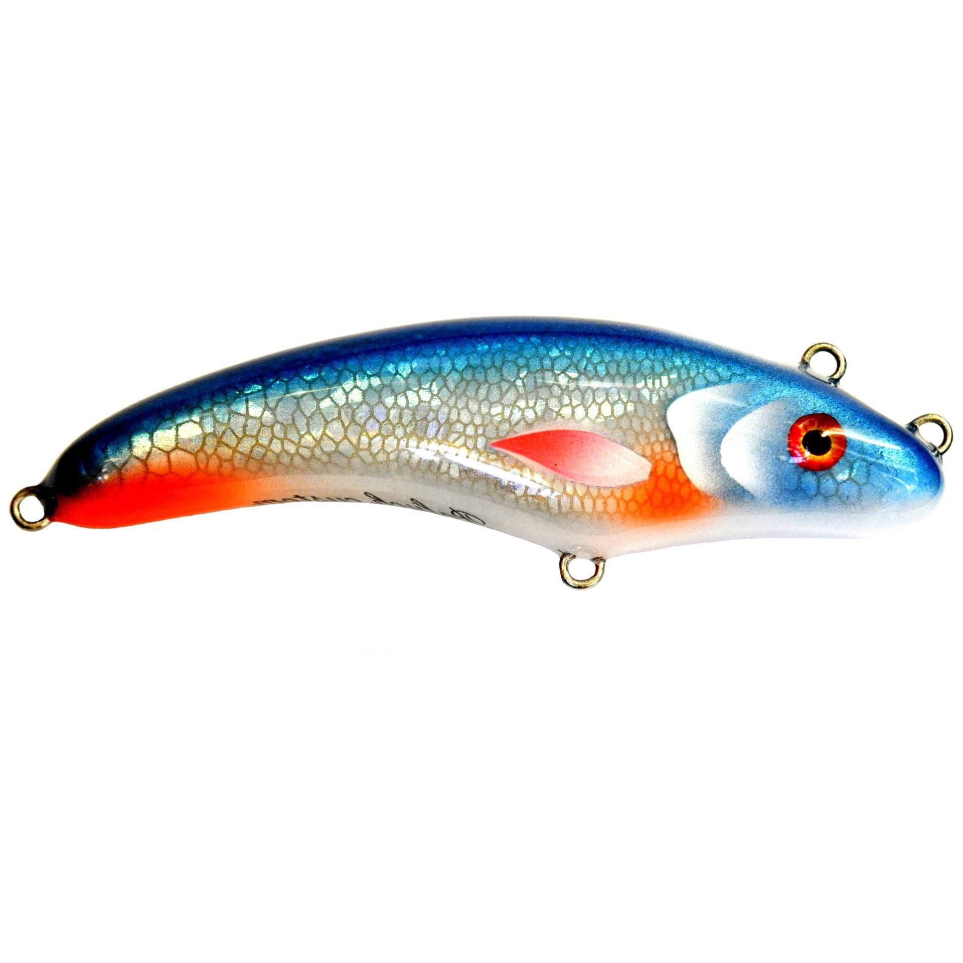 Palych Custom Sea Dog Jr Blue Silver Foil