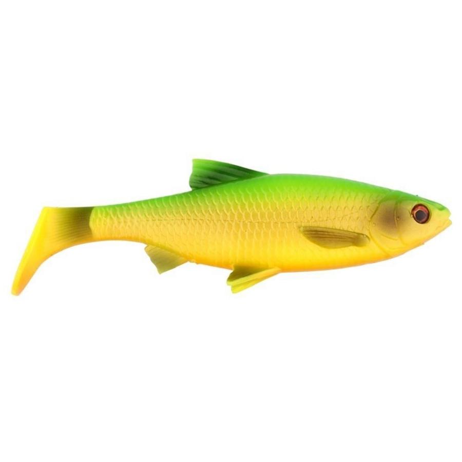 Софтбейт Savage Gear River Roach Paddletail Firetiger