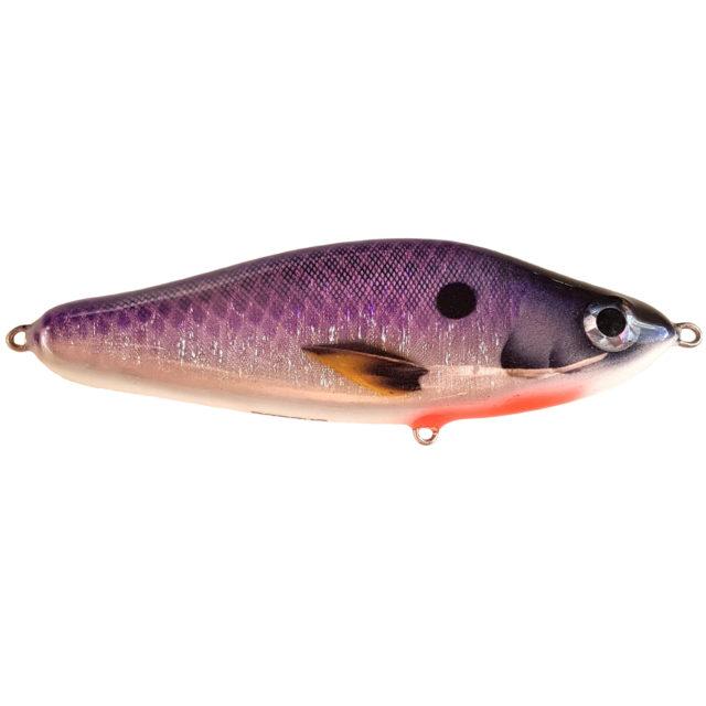 Bubuka Bait Tango 155 Purple Silver