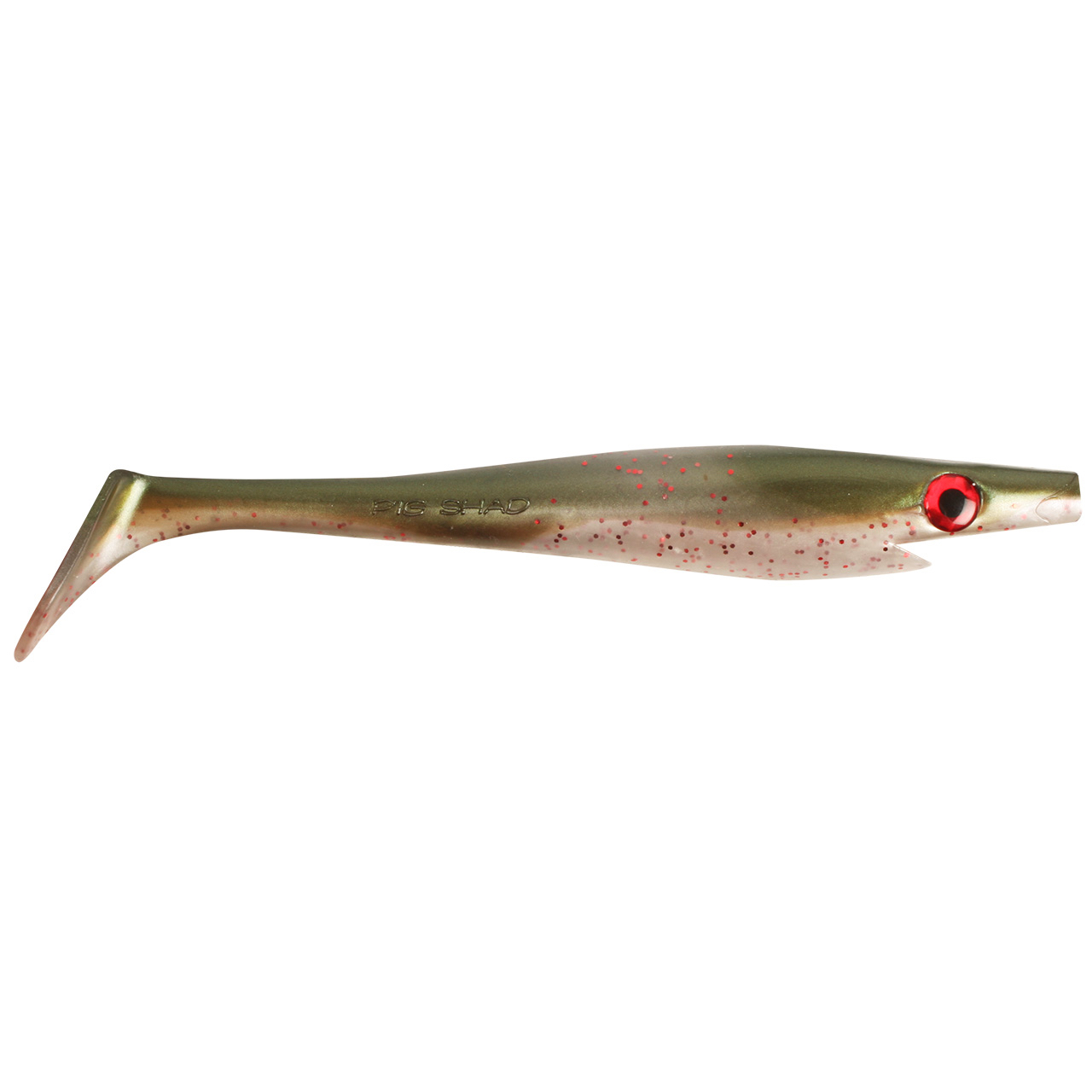 Strike Pro Pig Shad Jr. SP-172C#104 Arkansas Shiner