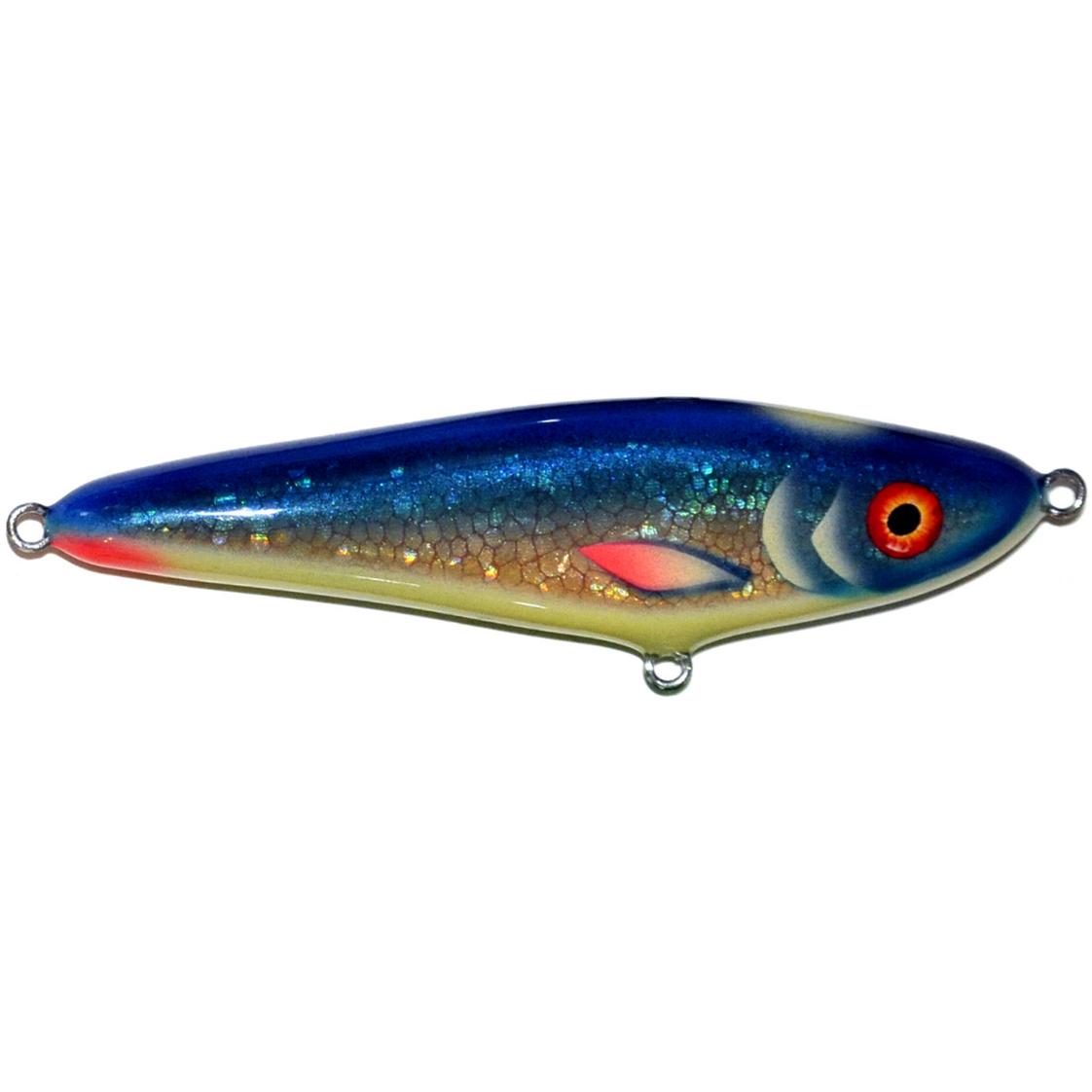 Palych Custom Mower SU Blue Fish