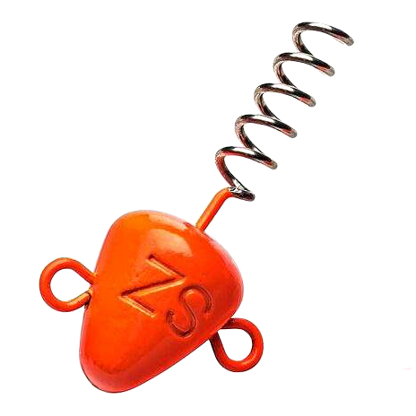 Svartzonker Screw-in-head Fl. Orange