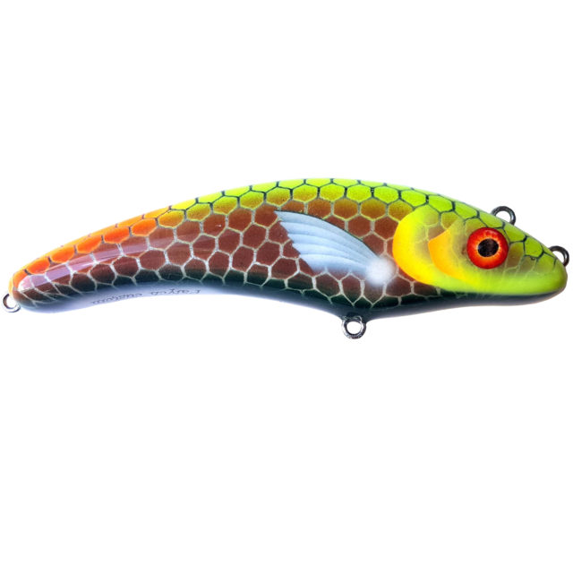 Palych Custom Sea Dog Bullhead Clown