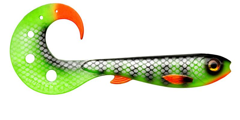 Wingman Curly Tail