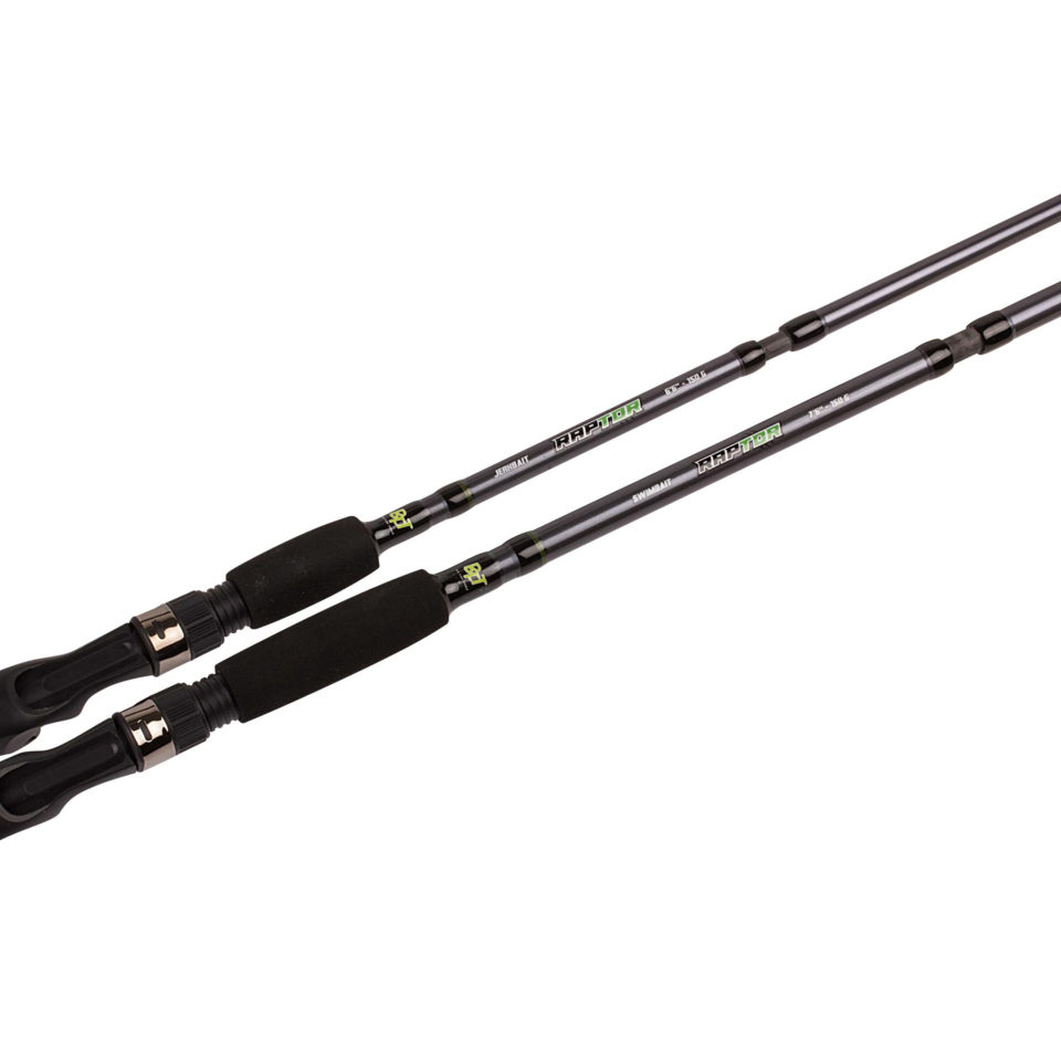 BFT Raptor G2 Swimbait 7'7